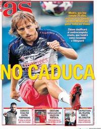 capa Jornal As de 9 setembro 2020