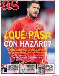 capa Jornal As de 10 setembro 2020