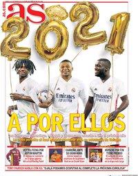 capa Jornal As de 11 setembro 2020