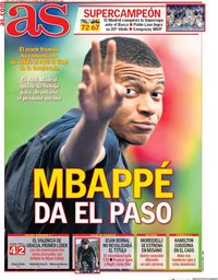 capa Jornal As de 14 setembro 2020