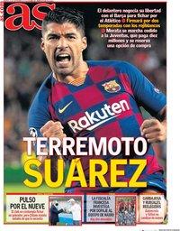capa Jornal As de 22 setembro 2020