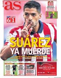 capa Jornal As de 28 setembro 2020