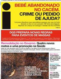 capa Jornal i de 17 setembro 2020