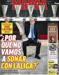capa Jornal Marca de 2 setembro 2020