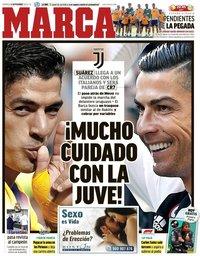 capa Jornal Marca de 6 setembro 2020