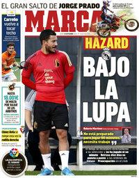 capa Jornal Marca de 10 setembro 2020