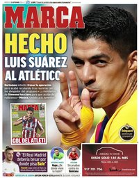 capa Jornal Marca de 23 setembro 2020