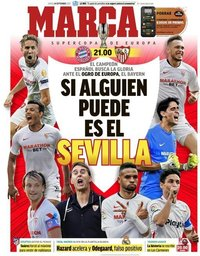 capa Jornal Marca de 24 setembro 2020