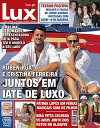 capa Lux de 3 setembro 2020