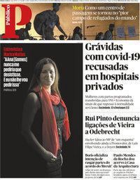 capa Público de 10 setembro 2020