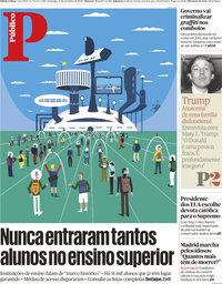 capa Público de 27 setembro 2020