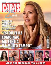 capa Revista Caras de 10 setembro 2020