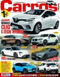 capa Revista Carros e Motores