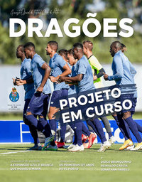capa Revista Dragões