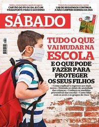 capa Revista Sábado de 3 setembro 2020