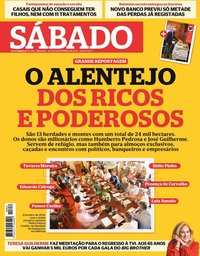 capa Revista Sábado de 10 setembro 2020