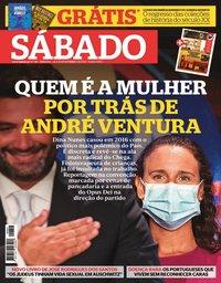 capa Revista Sábado de 24 setembro 2020