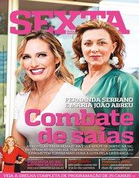 capa Revista Sexta de 11 setembro 2020