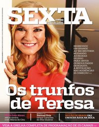 capa Revista Sexta de 18 setembro 2020