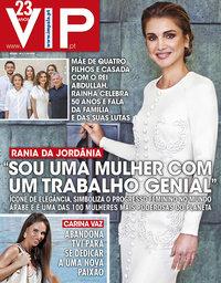capa VIP de 9 setembro 2020