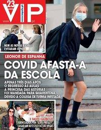 capa VIP de 16 setembro 2020