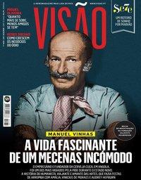 capa Visão de 3 setembro 2020