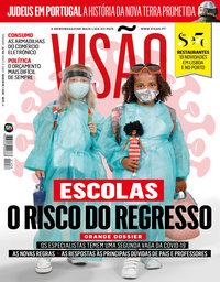 capa Visão de 10 setembro 2020