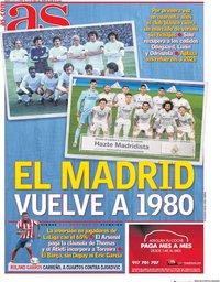 capa Jornal As de 6 outubro 2020