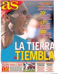 capa Jornal As de 11 outubro 2020