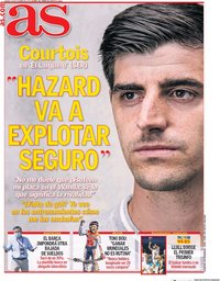 capa Jornal As de 15 outubro 2020