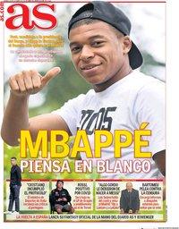 capa Jornal As de 16 outubro 2020