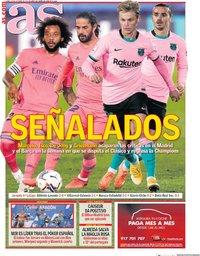 capa Jornal As de 19 outubro 2020