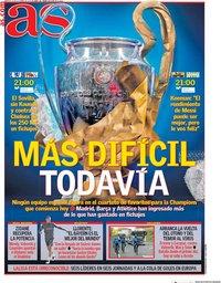 capa Jornal As de 20 outubro 2020