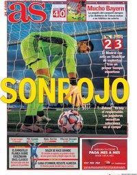 capa Jornal As de 22 outubro 2020