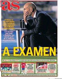 capa de Jornal As