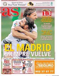 capa Jornal As de 25 outubro 2020