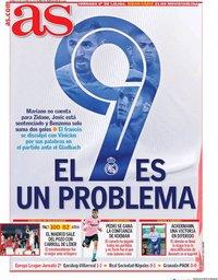 capa Jornal As de 30 outubro 2020