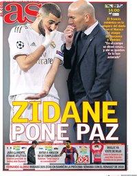 capa Jornal As de 31 outubro 2020