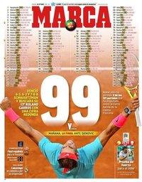 capa Jornal Marca de 10 outubro 2020
