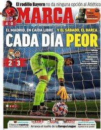 capa Jornal Marca de 22 outubro 2020