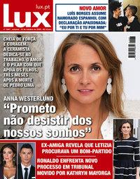 capa Lux de 8 outubro 2020