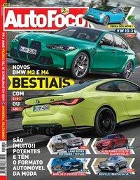 capa Revista Auto Foco de 22 outubro 2020