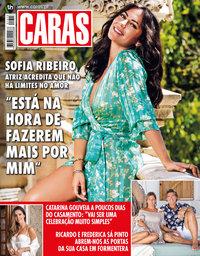 capa Revista Caras de 9 outubro 2020