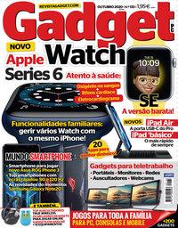 capa Revista Gadget e PC