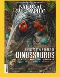 capa Revista National Geographic