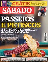 capa Revista Sábado de 1 outubro 2020