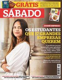 capa Revista Sábado de 8 outubro 2020