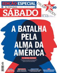 capa Revista Sábado de 14 outubro 2020