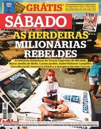 capa Revista Sábado de 16 outubro 2020
