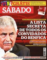 capa Revista Sábado de 29 outubro 2020